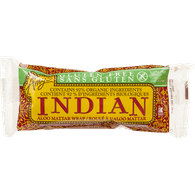 Indian Aloo Mattar Wrap