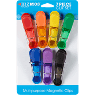 Kizmos Assorted Bag Clips