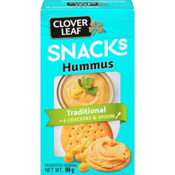 Hummus Snacks, Traditional