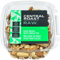 Mixed Nuts, Raw Unsalted