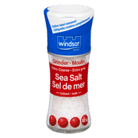 Iodized Sea Salt Grinder, Extra Course