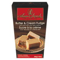 Butter Cream Fudge