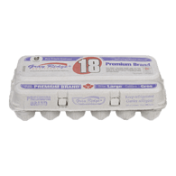 Premium White Eggs, Large