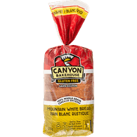 Gluten-Free Mountain White Bread