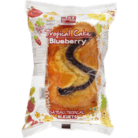 Tropical Cake, Blueberry