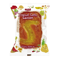 Tropical Cake, Lemon