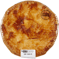 Curry Chicken Pie, Small