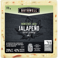 Jalapeno Pepper, Monterey Jack Cheese