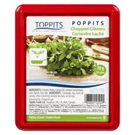 Poppits Chopped Cilantro 20 Cubes