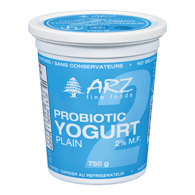 Probiotic Yogurt 0%, Plain