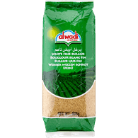 White Fine Ground Bulgur Wheat