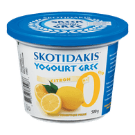 Greek Yogurt, Lemon 0%