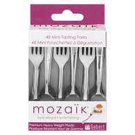 Mozaic Mini Forks