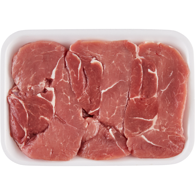 Pork Sirloin Chops, Boneless
