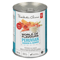 World of Flavours, Peruvian Squash and Quinoa