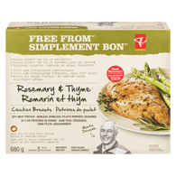 Rosemary & Thyme Chicken Breasts