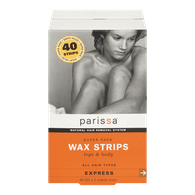 Wax Strips, Leg & Body