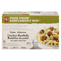 Italian Chicken Meatballs
