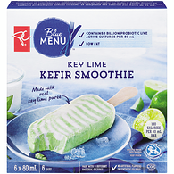 Blue Menu Kefir Smoothie Bars, Key Lime