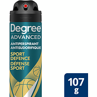 Adrenaline Antiperspirant, Sport Defense