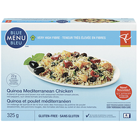 Blue Menu Quinoa Mediterranean Chicken