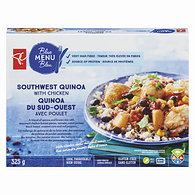 Blue Menu Quinoa, Southwest Chicken