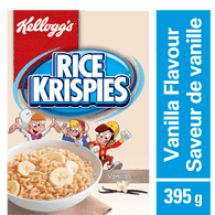 Rice Krispies, Vanilla