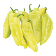Yellow Caribe Peppers