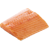 Atlantic Salmon Fillet, Packaged