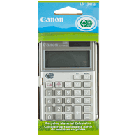 LS-154TG Handheld Calculator