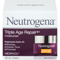 Triple Age Repair Moisturizer with SPF 25