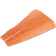 Farmed Atlantic Salmon Fillet, Club Pack