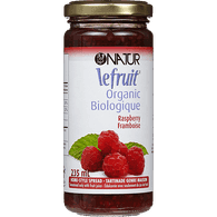 Le Fruit Organic Spread, Raspberry