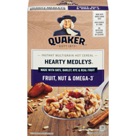 Harvest Hearty Medleys, Fruit & Nut Omega 3