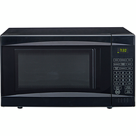 Black Microwave, 0.7 cu ft
