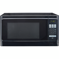 Black Microwave, 1.1 cu ft