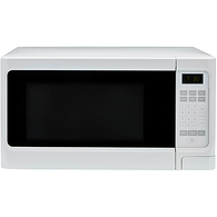 White Microwave, 1.1 cu ft