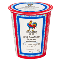 Seafood Chili Noodle Cup