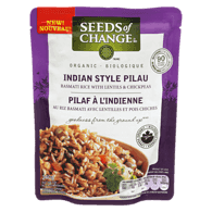 Organic Indian Style Rice