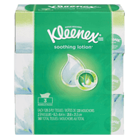 Facial Tissues with Lotion