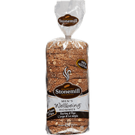 Men's WellBeing Barely Rye Bread