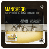 Manchego Sheep'S Milk Hard Ripened Cheese Aged 6 Months