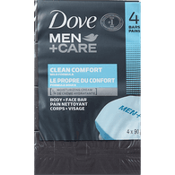 Men+ Care Bar Soap, Clean Comfort