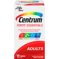 Forte Essentials, Adults
