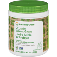 Amazing Grass Wheat Grass