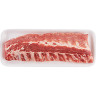 PORK BACK RIBS VAC