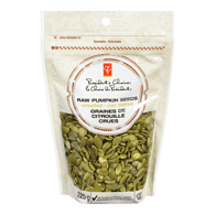 Unsalted Raw Pumpkin Seeds