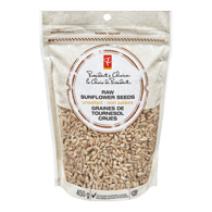 Raw Sunflower Seeds, Unsalted