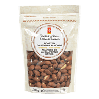 Roasted California Almonds, Unsalted