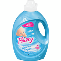 Liquid Fabric Softener, Fresh Air